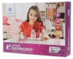 Intellectico <b>Юный парфюмер</b>. Большой <b>набор</b> (704) — купить по ...