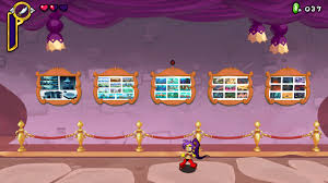 Image result for shantae half genie hero screenshots