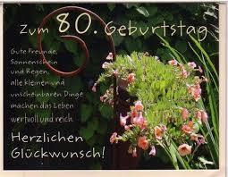 Sprüche Und Glückwunsche Zum 80 Geburtstag Memesbamscom