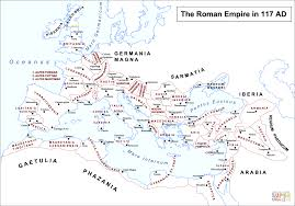 Small Picture Roman Empire Map coloring page Free Printable Coloring Pages