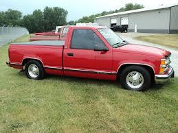 Mike's Classic Trucks--1996 Silverado