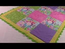 easy baby quilt the sewing room