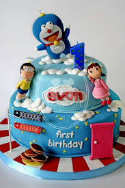 Doraemon Cake Doraemon Party Doraemon Cake Cake Birthday Cake