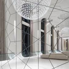mirrored tiles mirrorworld