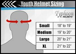 Motorcycle Helmet Measurement Chart Outlaw Motorcycle Helmet Sizing Chart Ash Cycles