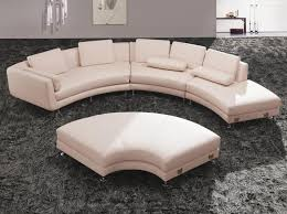 Circular Sectional Sofa Canada | Tehranmix Decoration Throughout Small Curved  Sectional Sofas (Image 2 of