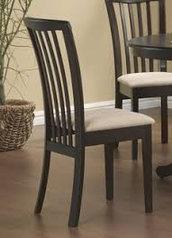 brannan collection 101082 coaster dining chair