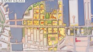 california real estate group cottonwood management is developing the next phase of seaport square a