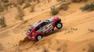 Top Five Most Iconic Paris-Dakar Rally Cars