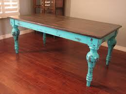 Kitchen Table Paint Kitchen Table Painted Blue Best Kitchen Ideas 2017