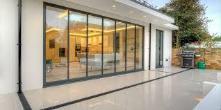 glass bifold doors. Glass Bifold Doors