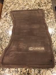 AZ 1998 SC300SC400 Tan Carpet Floor Mats in Excellent Condition