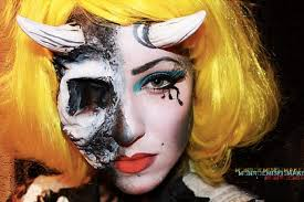 jody s favourite look is inspired by a graffiti artist she admires image monroe misfit makeup