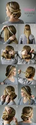 Headband Hair Style 25 best headband hairstyles ideas headband updo 4249 by wearticles.com