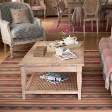 caned coffee table susie watson