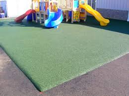 recycled rubber flooring outdoor. Delighful Rubber Poured In Place Surface Throughout Recycled Rubber Flooring Outdoor D