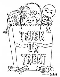 coloring pages free halloween coloring pages for kids or for the kid in you
