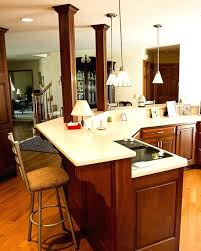 diy 2 tier kitchen island awesome pictures of islands in kitchens cool and best ideas