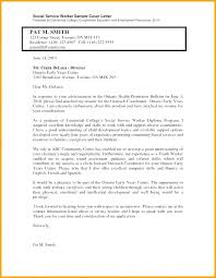 Cover Letter For Healthcare Support Worker Child And Youth Worker