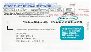 Plate Renewal Online License Online Renewal License Plate
