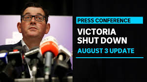 @whattimedan tweets the time for dan's daily press conferences. Daniel Andrews Orders Shutdowns For Melbourne Businesses As Victoria Battles Coronavirus Abc News Youtube
