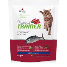 <b>Сухой корм</b> для кошек <b>Trainer Natural</b> Adult Tuna 0,3 кг