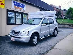 mercedes ml roof racks mattress on roof rack mercedes benz forum