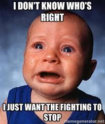 FIGHTING MEMES image memes at relatably.com via Relatably.com