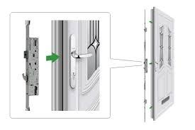 Keyoperated Multipoint Lock