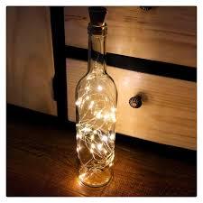 Amazon Cork Bottle Lights Amazon Com Cieken Wine Bottle Lights With Cork 2 3 5 Pcs