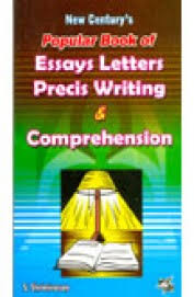 buy popular book of essays letters precis writing comprehension  popular book of essays letters precis writing comprehension