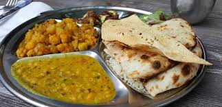 Chapati Calories Chart How Much Calories Are There In The Indian Food Chart