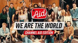 "Image result for ""We Are the World,"""