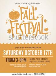 Fall Festival Flyers Template Free Fall Fest Flyers Omfar Mcpgroup Co
