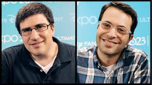 Showrunners 2012: 'Once Upon a Time's' Adam Horowitz and Edward Kitsis |  Hollywood Reporter