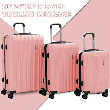 Light Luggage Sets