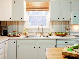 kitchen backsplash ideas on a budget teak varnished wall mounted cabinet black granite countertop beige oak laminate kitchen cabinet white marble countertop