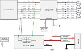 radio wiring harness diagram 1999 ford explorer wirdig aftermarket radio wiring diagram for ford image wiring diagram