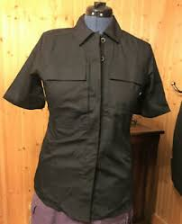 Details About Ladies Womens Short Sleeve Tactical Shirt Bdu Style Medium Size See Size Chart