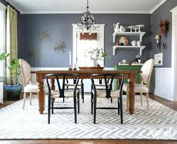 dining room rug dining room table area rug size onedropruleorg