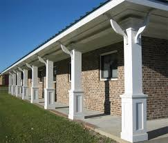 exterior column wraps. Non Tapered PVC Porch Columns Curb Appeal Products In Fypon Column Wrap Designs 18 Exterior Wraps A