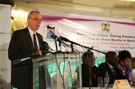 Kenyan Cabinet Secretaries Ambassador Godecs Address To Kenyan Members Of Parliament Us