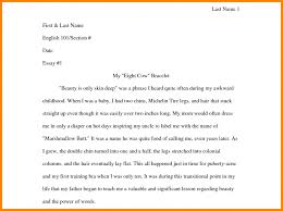 personal narrative essay examples designsid com how do   examples of a narrative essay toreto co how do you write descriptive personal f how do