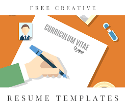 Free Resume Templates 2015 21 Free Creative Resume Templates To Consider 85ideas Com