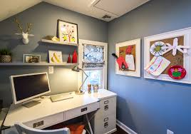 cozy home office. Cathy-Office_2 Cozy Home Office