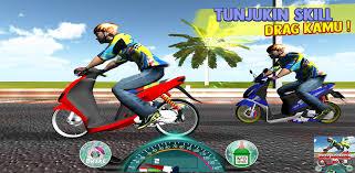 indonesian drag bike racing drag