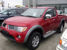 Mitsubishi Triton: The Awesome Compact Pickup You Can't Have - The ...