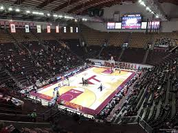 Cassell Coliseum Section 15 Rateyourseats Com