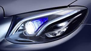 Устройство <b>LED передней оптики</b> на Mercedes E-class W213 + ...
