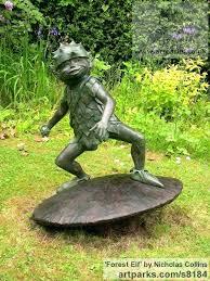 garden sculptures for bronze resin concrete garden or yard outside and outdoor sculpture by sculptor